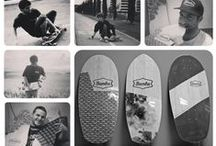 Long Boards / Design of longboards using Super Sap Resin (by Entropy Resins EU)