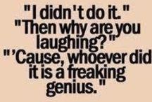 Funny & Random stuff  <3