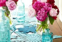Flea Market Makeovers / Take your flea market finds from drab to fab with these crafts from makeityourselfmagazine.com!