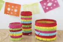 Party Crafts / Throw a budget-friendly party with these DIY party crafts. Find even more party crafts at https://makeityourselfmagazine.com/tag/party-crafts!