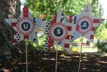 Outdoor Decor You Can Make / Update your yard, deck, and door with these outdoor crafts we love! Visit makeityourselfmagazine.com for more DIYs!