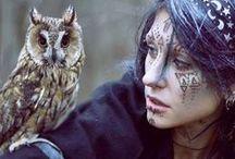 szamanizm/zwierzęta mocy..