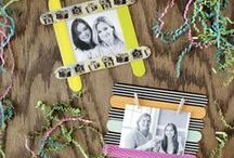 Washi Tape Love / Obsessed with washi tape? We are, too! See creative ways to use it in your craft with these ideas from makeityourselfmagazine.com!