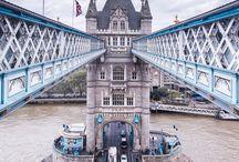 LONDON! Britain. Scotland.