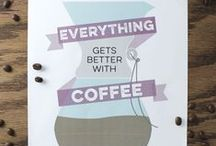 Coffee Crafts / Jazz up your morning coffee with these fun coffee-themed crafts from makeityourselfmagazine.com.