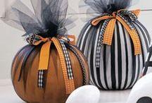 Seasonal Decorating - Fall