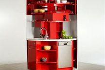 kis lakások-nagy ötletek / konyhák /