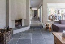 """Landelijk Modern / Een prachtige collectie vloeren van """"Van den Heuvel & Van Duuren"""" in de Landelijk / Moderne stijl."""