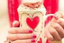 Café, Chocolate e Cappuccino...