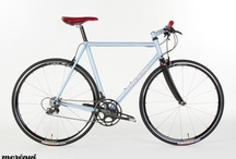Custom Bicycles / Bicycles we created at Merényi Bicycles.