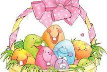 Easter  Ideas / by Jan Zollinger