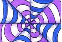 teaching art / 3, 4, 5 / by Sherry Green