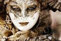 Carnaval de Veneza. / by Tere Marcellino