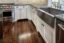 Cooney/Cook Kitchen Remodel Ideas / by Jay Cooney