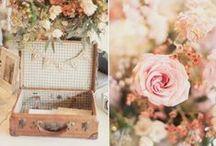 Vintage / Casamentos com decorações vintage.