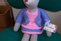 Adre's Delightful Bear's / Knitting is my way of escaping everyday life, Call it a trance if you will..