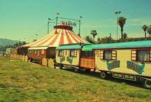 Carnivale et Le Cirque