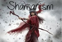 Shamans, Medicine Women & Healers