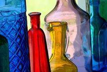 Botellas / dec.botellas