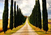 Itália ❤ / Meu sonho é conhecer a Itália, especialmente Siena - Toscana ❤❤❤❤❤