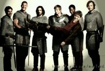 In A Land Of Myth And A Time Of Magic... / Merlin. One of the fandoms I've been sucked into. I can't leave it now, nor do I want to. / by EmmaJoy