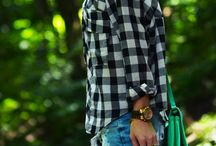 Gingham Check*