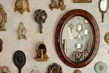ESPEJOS / Decoración con espejos