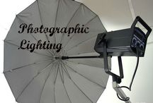 Photographic Lighting / Inspiring ideas for the use of light and shade