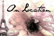 On Location / Ideas and inspiration for photo shoot locations