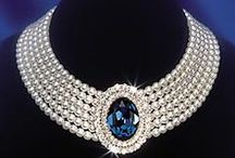 Jewellery Fit For A Queen / A collection of beautiful Jewellery worn by members of the Royal Family.