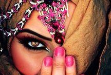 Arabian make up♥