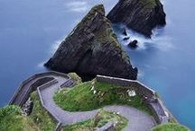 Ireland / An unforgetable place wether you have been there in this life or a previous one!