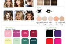 Colour Analysis (autumn, summer)