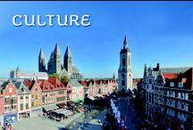 CULTURE in Tournai / musea, art, music, theatre, ..
