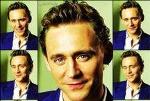 Tom Hiddleston ❤