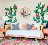 Style. Eclectic Interiors