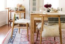 Dining Rooms. Rugs