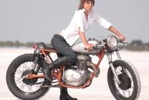 Motorcycles / by Patrick Saltsman
