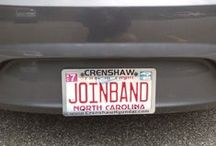 Band Geek / The owner is a tuba player. Expect a lot of tuba.