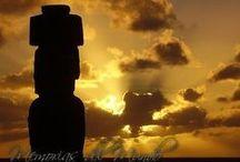 Eastern Island - Rapa Nui / Algunas fotos de Rapa Nui mas conocida como la Isla de Pascua