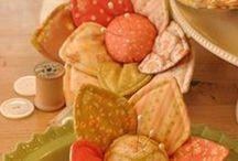 Pincushions / by Raquelle Hill