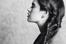 Do's / Bridal hair styles...up do's, down tresses, adventurous curls, poker straight edgy styles and more