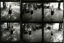 Photography - Contact Sheets