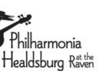 Philharmonia Healdsburg / Music Director Les Pfutzenreuter continues to bring us professional classical musicians from across Northern California to create a beguiling season of music ranging from the 1700s (Mozart and Franz Haydn) to the early 1900s (Edward Elgar and Sergei Rachmaninoff), featuring violin, viola, saxophone, and cello. / by Raven Performing Arts Theater
