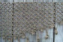 Crochet mantoncillos / by Eme-Eme Eme
