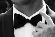 Because Men Wearing Bowties are Hot ♥
