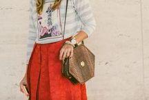 {NYFW '14 Street Style} / by INTIMACY {bra fit stylists}