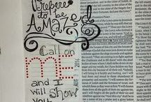 WORD UP / Examples of art inspired by scripture.