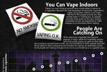 Vaping Infographics / vapestoreuk.co.uk & watfordvape.com
