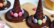 #TRENDY Halloween / Une occasion de plus pour recevoir avec gourmandise !